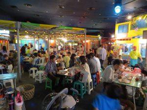 Noodles Bazaar at Cup Noodle Museum