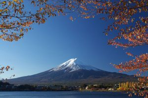 Lake Kawaguchi & Mt Fuji | © hogeasdf via Flickr
