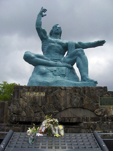 Peace Statue | © JoshBerglund19 via Flickr