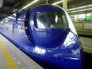 Rapi:t Airport Train, Osaka | © macglee via Flickr