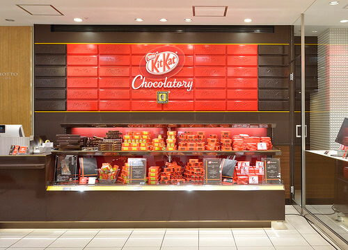 Kit Kat Chocolatory | © Nestlé via Flickr