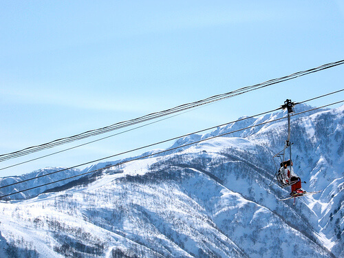 Ski Lift | © Buck82 via Flickr